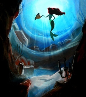 ariel, art and creativity
