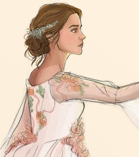 princess, belle and creativity