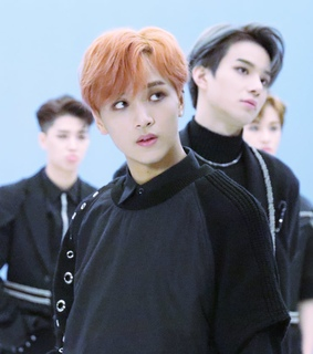 black on black, moon taeil and nct