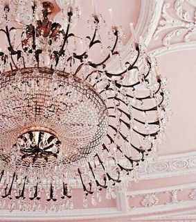 chandelier, diamonds and pretty