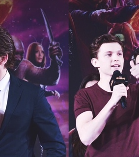 peter parker, movie premiere and Marvel