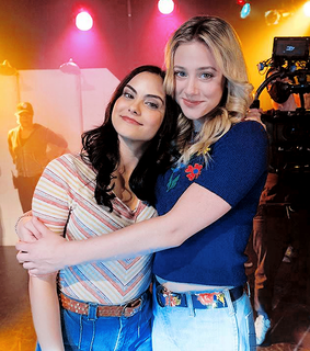 beronica, betty cooper and camila mendes