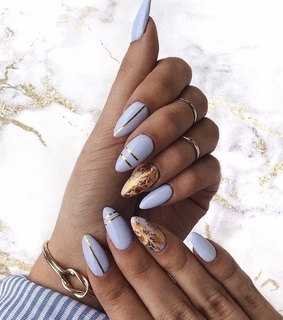 nail art, beauty and aestheric