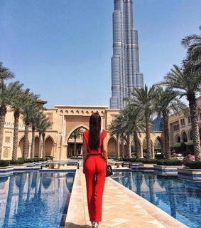 beauty, building and girl