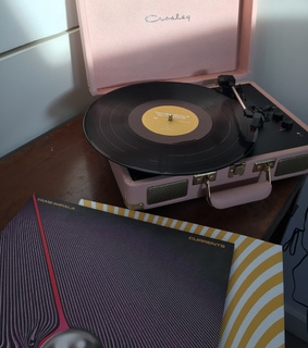 vinyl, music and tame impala