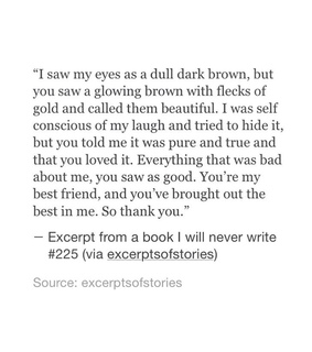 quote, excerptofstories and brown eyes
