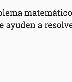 amor, problemas and matemática