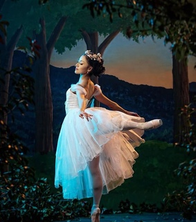 pointe, woman and photography