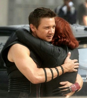 hawkeye, Marvel and scarlett johanson
