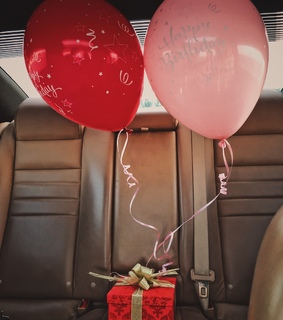 balloons, aries and boyfriend