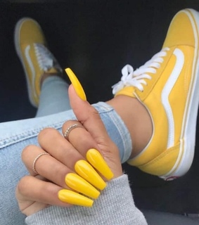 asthetic, nails and shoes