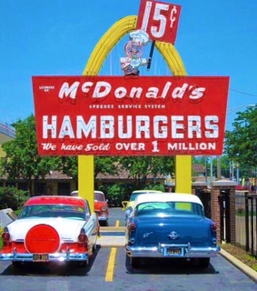 90's, McDonald's and indie