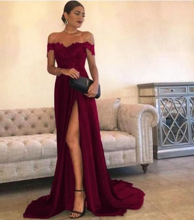 fashion, evening dress and formal occasion dress