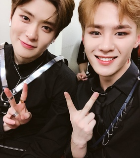 chenle, doyoung and haechan