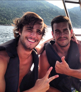 celebrities, diego boneta and handsome