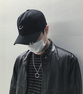 aesthetic, asians men and black