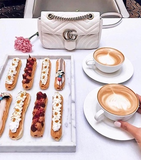 bakery, coffee time and sweets
