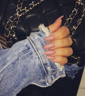 girls inspiration, nails goals and inspo girly