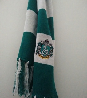 green, quidditch and sonserina