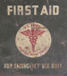 40's, first aid and forties