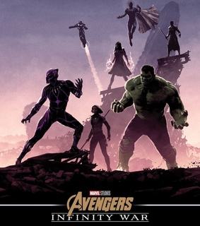 Avengers, Hulk and Marvel