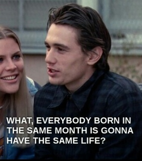 freaks and geeks, funny and horoscope
