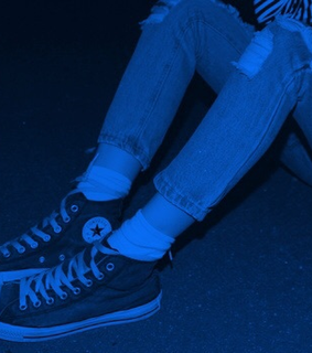 aesthetic, blue and blue aesthetic