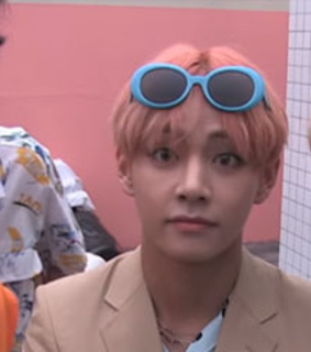 accessories, aesthetic orange and bangtan boys