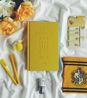 flower, hufflepuff and harry potter