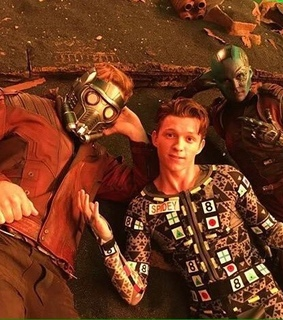 star lord, Marvel and nebula