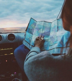 Road Trip, aesthetic and beauty