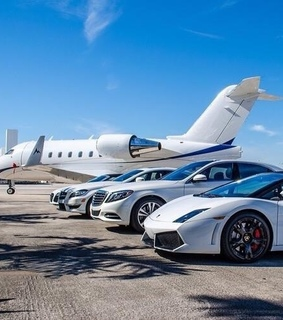 mercedes, private jet and jet