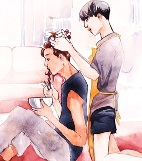 kai, jongin and fanart