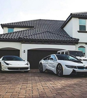 bmw, car and expensive