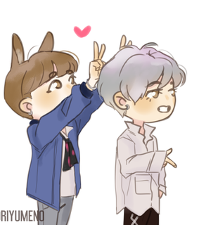 army, bts and fanart
