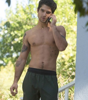 tyler posey, summer and Hot