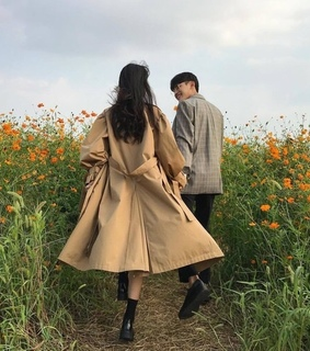 coat, couples and fashion