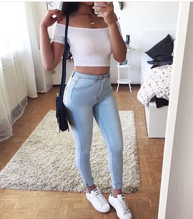 confidence, crop tops and fashion