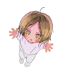 haikyuu, baby and kenma kozume