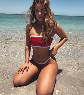 chic, body goals and ocean