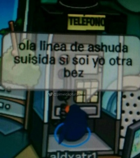 club penguin, español and funny