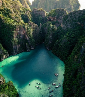 exotic place, nature and exotic
