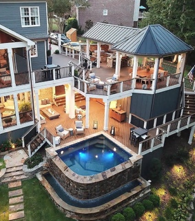 architecture, awesome and design
