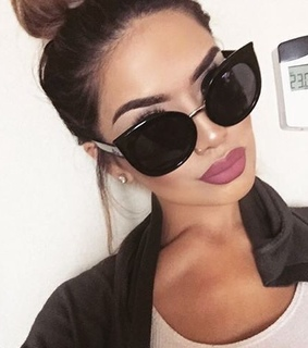 cool, spex and makeup