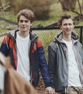 evak, couple and gay
