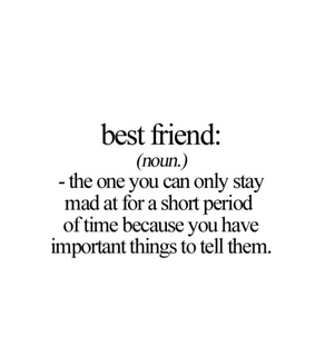 best friend, feed and quotes