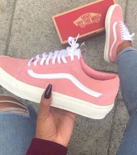 asthetic, pink and shoes