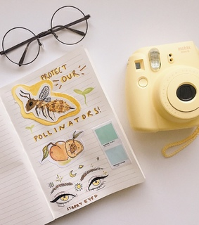 journal ideas, cute and goals