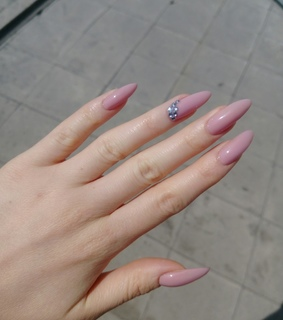 nail art, long nails and soft