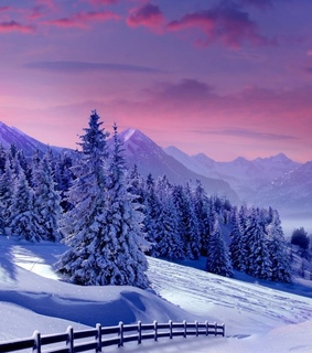 beautiful, snow and wallpaper